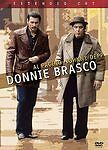 Donnie Brasco (DVD, 2007, Extended Cut)