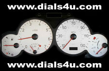 PEUGEOT 206 (1998-2010) - 130mph (Petrol or Diesel) - WHITE DIAL KIT