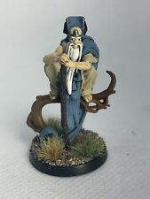 Monk Sage Painted Miniature for D&D or Pathfinder Fantasy RPG