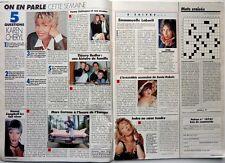 Mag rare 1993: Interview KAREN CHERYL_L'HOROSCOPE CELTE