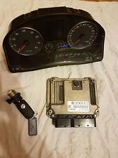 VW EOS 1F  Motorsteuergerät Schlüssel Tacho Set 1Q0920874A 03C906027CN