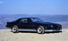 1982 Chevrolet Camaro Z28 mountains  24 x 36 INCH POSTER, sports car