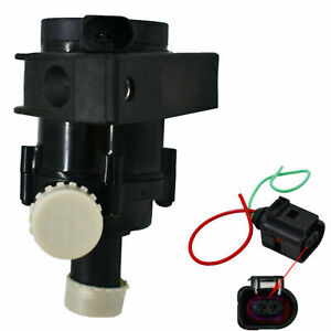 New Auxiliary Cooling Water Pump 1K0965561J Fit for VW Jetta Golf Passat AUDI A3