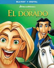The Road To El Dorado [New Blu-ray] Digital Copy