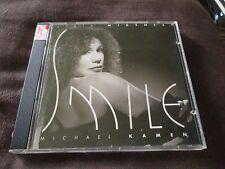 "CD ""SMILE"" Julia MIGENES / Michael KAMEN"