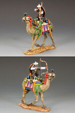KING AND COUNTRY MK080 MK80 - CAMEL ARCHER FIRING FORWARD - CRUSADERS 1:30 SCALE