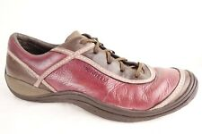 Merrell Womens Shoes Size 10 Cypress Casual Walking Sport Comfort Sneakers Red