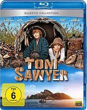 TOM SAWYER (Louis Hofmann, Leon Seidel) Blu-ray Disc + DVD NEU+OVP