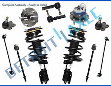 """New 12pc Complete Front Quick Install Ready Strut Kit for 16"""" and 17"""" Wheels"""
