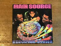 Main Source LP - Breaking Atoms - Wild Pitch WPL-2004