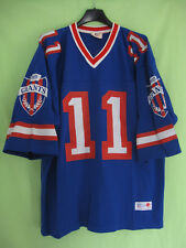 Maillot Giants New York Football Americain #11 Jersey Polyamide Vintage 90'S - L