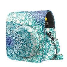 For Fujifilm Instax Mini 70 Instant Film Camera Leather Case Bag Cover w/ Strap
