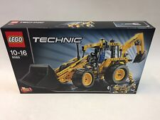 New Sealed LEGO 8069 Technic - Backhoe Loader 2 in 1 Front Loader Log Handler