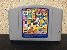 Magical Tetris Featuring Mickey Nintendo 64 Japan NTSC-J Capcom