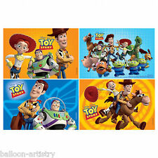 4 Disney Toy Story Birthday Party Loot Favours Jigsaw Puzzle Games Toys