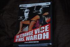 The Strange Vice of Mrs. Wardh - 1971 - OOP R1 NoShame - Giallo - Edwige Fenech
