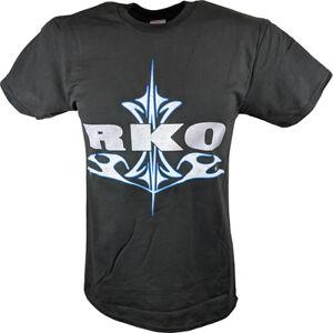 Randy Orton RKO Destiny WWE Mens Black T-shirt