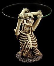 MESA - Esqueleto erguirse DE TUMBA - FANTASY Decoración gótica Instalación