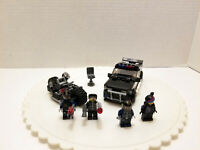 Lego 70819 Bad Cop Car Chase - 2015 - 100% Build Complete
