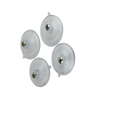 4-Pack Medium Suction Cup Replacements for Jcs Wildlife Window Bird Feeders