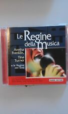 COMPILATION - LE REGINE DELLA MUSICA (FRANKLIN,TURNER, ROSS,.) FABBRI EDITORI CD