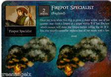 PIRATES OF DAVY JONES CURSE - 062 ENGLISH FIREPOT SPECIALIST