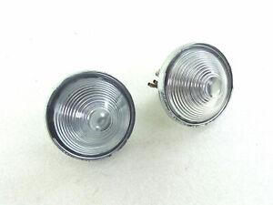 WILLYS JEEP CJ-3B CJ3 CJ5 CJ6 COMBINATION PARKING/TURN SIGNAL CLEAR LIGHT