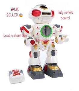 New Mars no 1 Remote Control walking,shooting,flashing lights xmas gift for kids