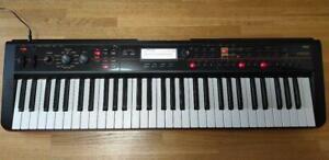 Korg <Kross-61> Black 61 Key Keyboard Synthesizer Workstation ✈FedEx✈