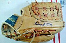 New listing Vintage Mac Gregor Claude Osteen Personal Model Baseball Glove Mitt 970 Japan