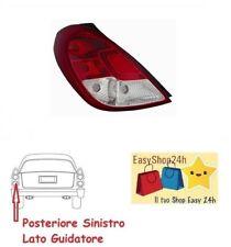 FARO FANALE FANALINO POSTERIORE SX PER HYUNDAI I20 2012 2014 GRUPPO OTTICO STOP