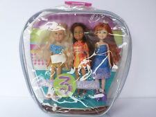 Wee 3 Friends Barbie Doll LOT Mattel