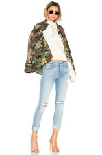 7 for ALL MANKIND SUPER SKINNY THE ANKLE DESTROY JEAN BRIGHT BRISTOL 25 $219 SFS