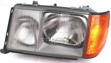 Mercedes Benz E-Class W124 A124 C124 S124 Headlight Left with Indicator