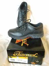 NIB Thorogood Guardian Black uniform oxford shoes #834-6034 Men 9M / Women 11M