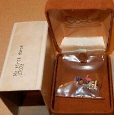 "Olszewski Miniature Goebel DeGrazia ""My First Horse"" New with Box"