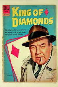 King of Diamonds #01-391-209 (1962, Dell) - Good