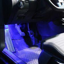 LED SMD Fußraumbeleuchtung  VW Golf 4 5 6 7 Scirocco Passat weiß rot blau grün