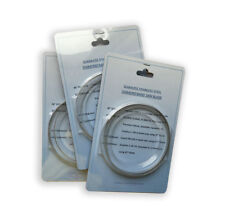 """3pcs/pack 42''x1/8"""" Diamond Coated Replacement Band Saw Blade For CR40 Custom XL"""