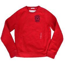 New Abercrombie & Fitch Men's Crew Neck Sweater Pullover Fleece Sweatshirt