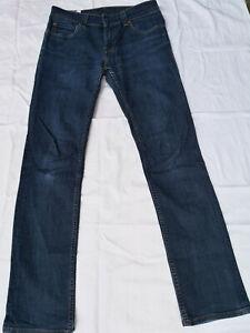 Herren Jeans  LEVIS 511 Gr 32/34