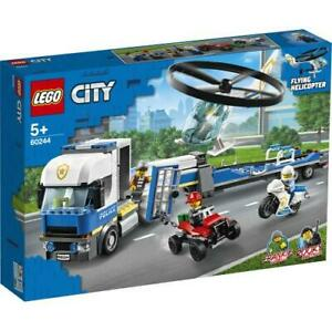 LEGO® City Police Helicopter Transport 60244