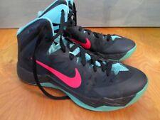 NIKE Retro Zoom Hyperquickness Basketball Shoes/ Sneakers/ Hi-tops Sz. UK 8 VGC