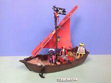 (M286.2) playmobil bateau pirate ref 4444 édition limitée 2008