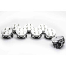Speed Pro/TRW Ford 289 302/5.0 Forged Coated Flat Top Pistons (8) w/rings +.020""