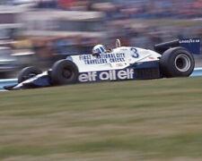 1978 Driver DIDIER PIRONI Glossy 8x10 Photo Canadian Grand Prix Poster Formula 1