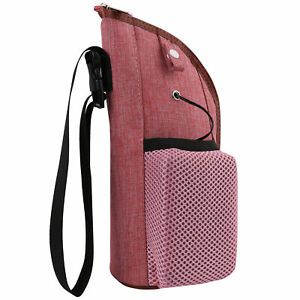Baby Bottle Heater Portable USB Travel Milk Water Warmer Bag Insulation Cover