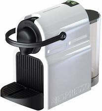 Krups Nespresso Inissia XN 1001 Weiß 1 Tassen Kaffeepadmaschine