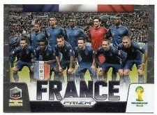 2014 PANINI PRIZM WORLD CUP TEAM PHOTOS France #14