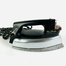 VINTAGE MARY PROCTOR Steam/Dry Iron Model 993